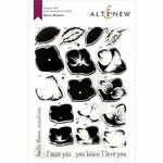 Altenew - Clear Photopolymer Stamps - Basic Blooms