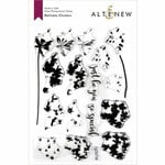 Altenew - Clear Photopolymer Stamps - Delicate Clusters