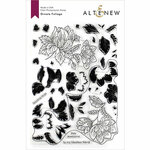 Altenew - Clear Photopolymer Stamps - Ornate Foliage