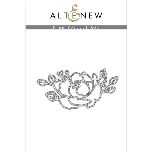 Altenew - Dies - Fine Bouquet