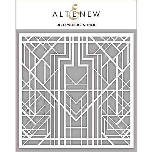 Altenew - Stencil - Deco Wonder