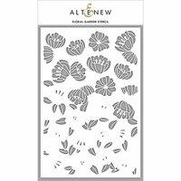Altenew - Stencil - Floral Garden