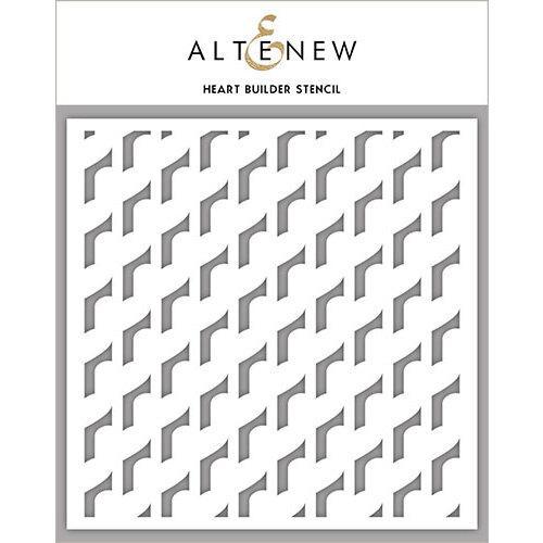 Altenew - Stencil - Heart Builder
