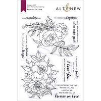 Altenew - Clear Photopolymer Stamps - Forever in Love