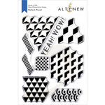 Altenew - Clear Photopolymer Stamps - Pattern Power