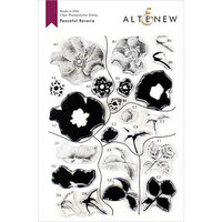 Altenew - Clear Photopolymer Stamps - Peaceful Reverie