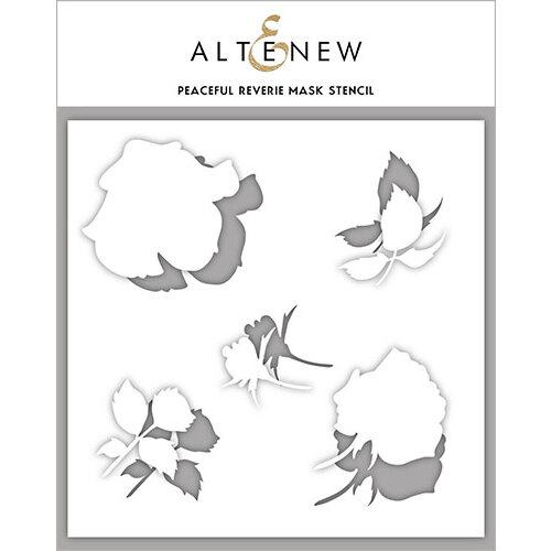 Altenew - Stencil - Peaceful Reverie
