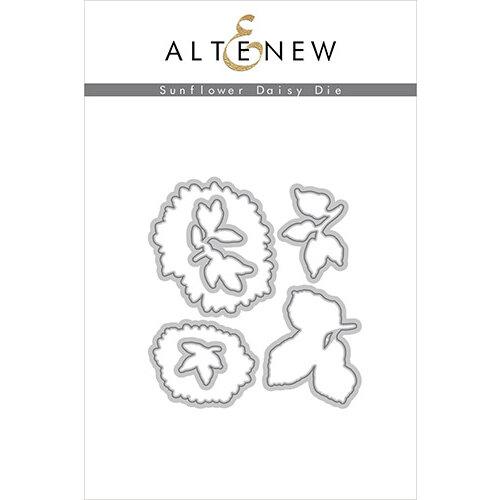 Altenew - Dies - Sunflower Daisy