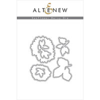 Altenew - Dies - Sunflower Daisy