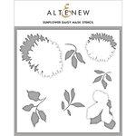 Altenew - Stencil - Sunflower Daisy
