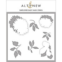 Altenew - Stencil - Sunflower Daisy