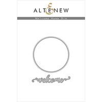 Altenew - Dies - Welcome Home