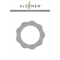 Altenew - Dies - Frilly Frame