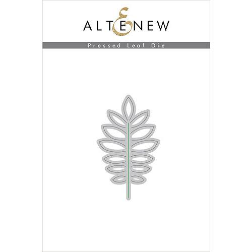 Altenew - Dies - Pressed Leaf