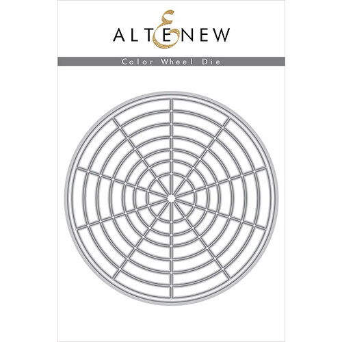 Altenew - Dies - Color Wheel