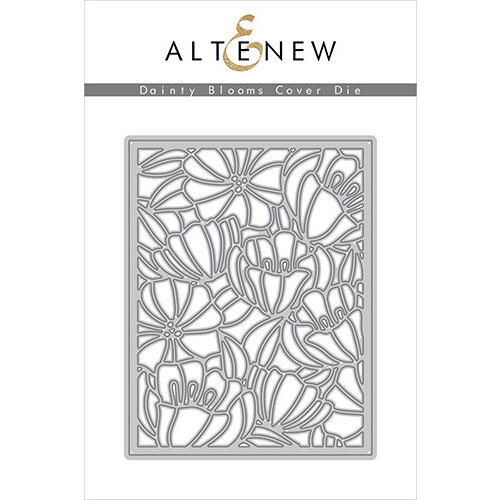 Altenew - Dies - Dainty Blooms Cover