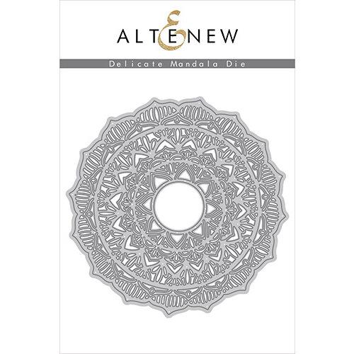 Altenew - Dies - Delicate Mandala