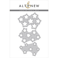 Altenew - Dies - Layered Stars