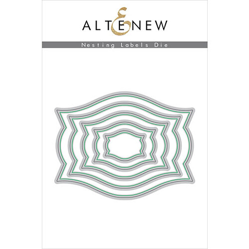 Altenew - Dies - Nesting Labels