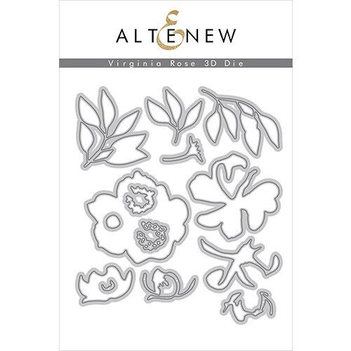 Altenew - Dies - Virginia Rose 3D