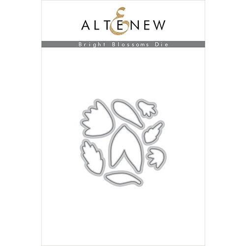 Altenew - Dies - Bright Blossoms