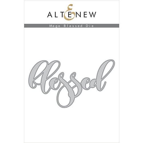 Altenew - Dies - Mega Blessed