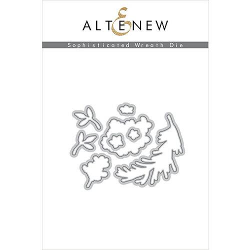 Altenew - Dies - Sophisticated Wreath