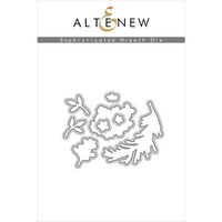 Altenew - Dies - Sophisticated Wreath
