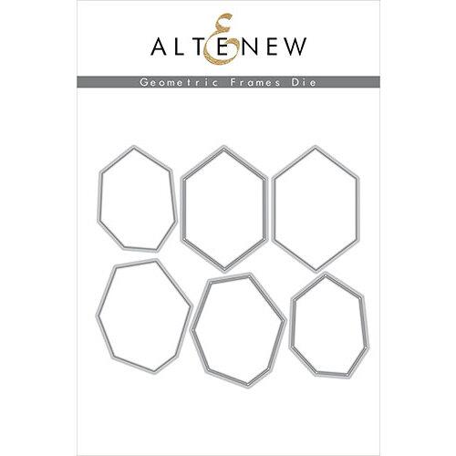 Altenew - Dies - Geometric Frames