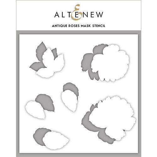 Altenew - Stencil - Antique Roses