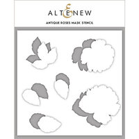 Altenew - Stencil - Antique Roses