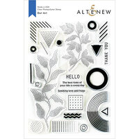 Altenew - Clear Photopolymer Stamps - Dot Art