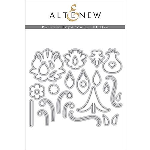 Altenew - Dies - 3D Polish Papercuts