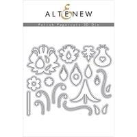 Altenew - Dies - Polish Papercuts 3D