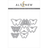 Altenew - Dies - Mix and Match Mariposa