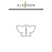 Altenew - Dies - String Art Butterfly