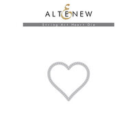 Altenew - Dies - String Art Heart