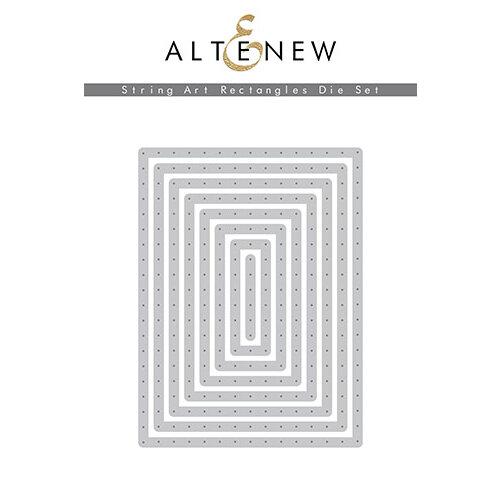 Altenew - Dies - String Art Rectangles