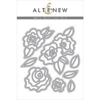 Altenew - Dies - Wavy Outlines