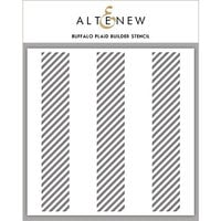 Altenew - Stencil - Buffalo Plaid Builder
