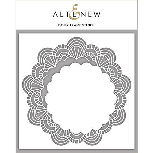 Altenew - Stencil - Doily Frame