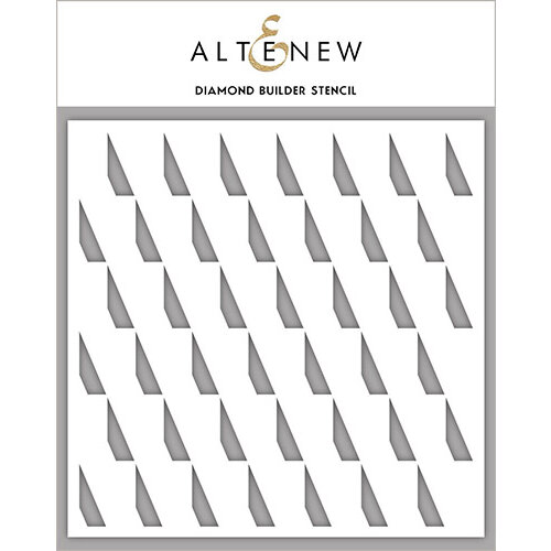 Altenew - Stencil - Diamond Builder