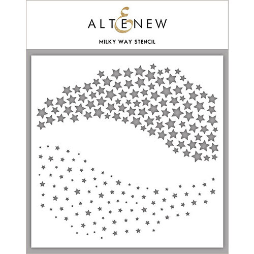 Altenew - Stencil - Milky Way