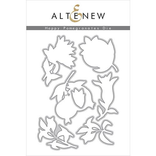 Altenew - Dies - Happy Pomegranates