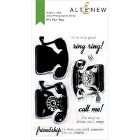 Altenew - Clear Photopolymer Stamps - It's for You