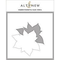 Altenew - Stencil - Modern Poinsettia
