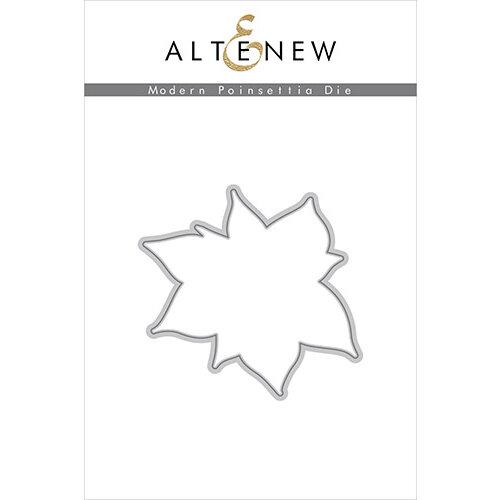 Altenew - Dies - Modern Poinsettia