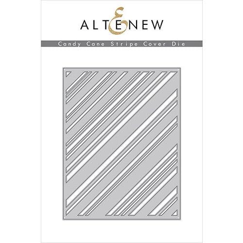 Altenew - Dies - Candy Cane Stripe Cover
