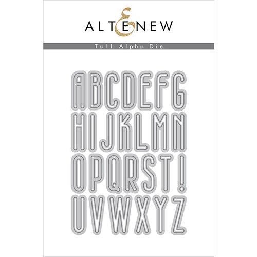 Altenew - Dies - Tall Alpha