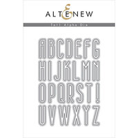 Altenew - Dies - Tall Alpha